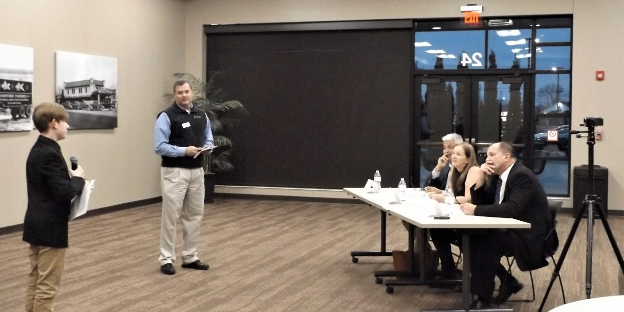 Martinsville Chamber to host  2nd annual 'DUKE IT OUT' business pitch competition for Martinsville youth