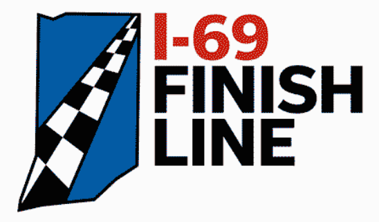 The I-69 Finish Line is in sight! Keep in touch.