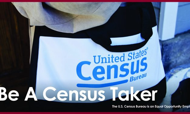 Census taker positions available; schedules flexible