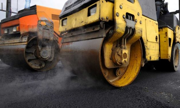 Paving Schedule for City Streets Released